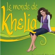 Le monde de Khelia 1. Le grand départ